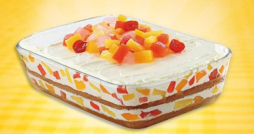 Fruit Ref Cake Recipes