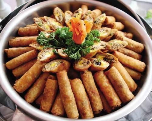 Easy Lumpiang Shanghai Recipe | Kusina Master Recipes