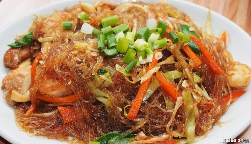 Easy Pancit Sotanghon Guisado Recipe Kusina Master Recipes