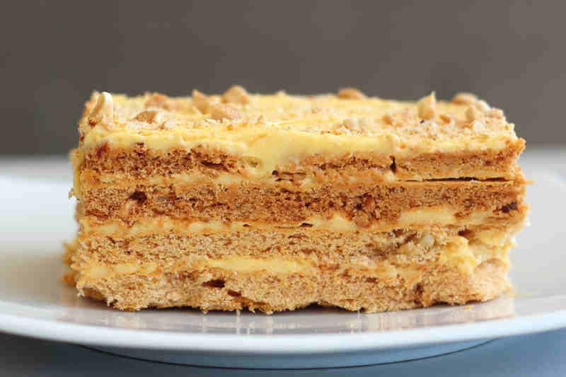 Easy Sans Rival Cake Recipe