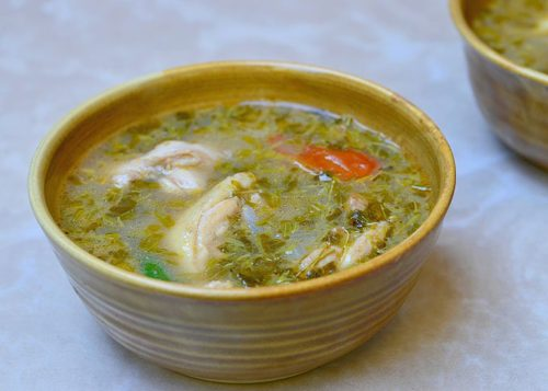 how to cook tinolang manok ingredients
