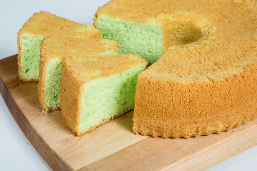 Pandan Rice Cake Recipe
