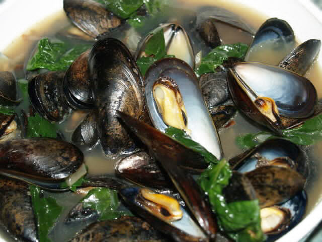 Easy Tinolang Tahong Recipe Kusina Master Recipes