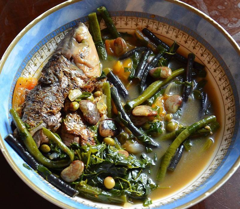 Easy Bangus Dinengdeng Recipe Kusina Master Recipes